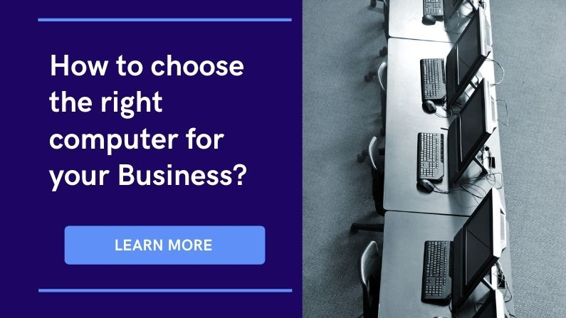 how to choose the right computer for your business